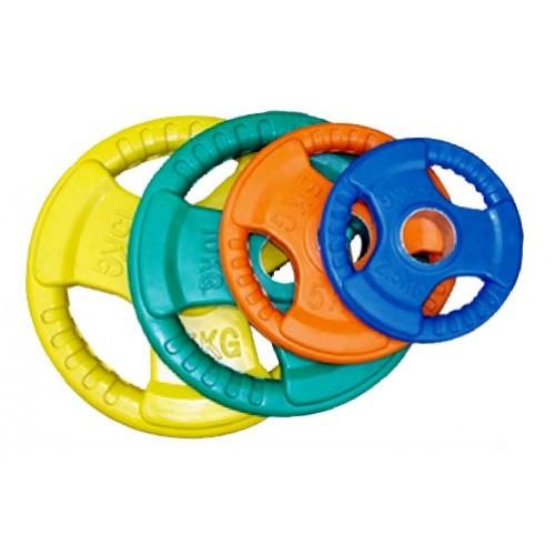 Диск олимпийски гумиран 2.5 – 20 кг